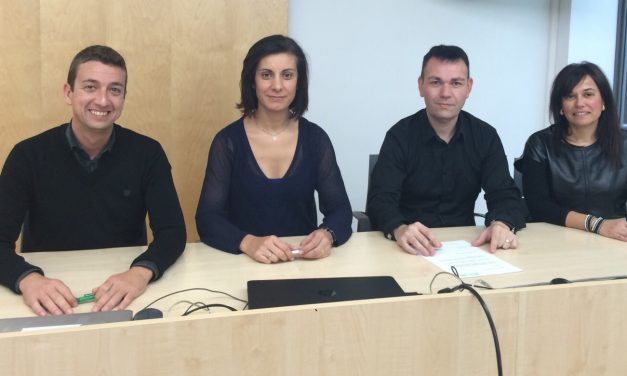 El Ayuntamiento de Catarroja, primera Administración Colaboradora de AVVE