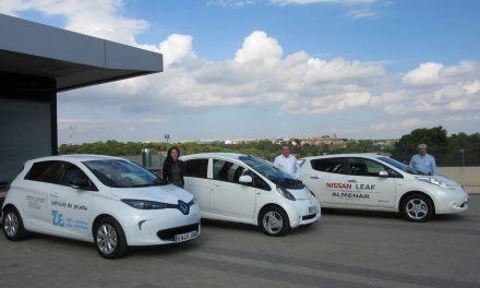 AVVE colaboró con Egética aportando los vehículos oficiales de la muestra