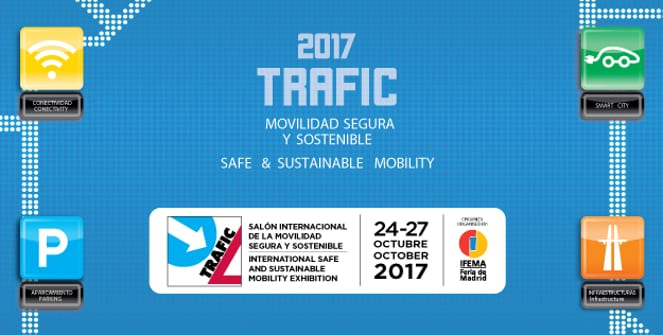 Salón internacional de la movilidad segura y sostenible 2017