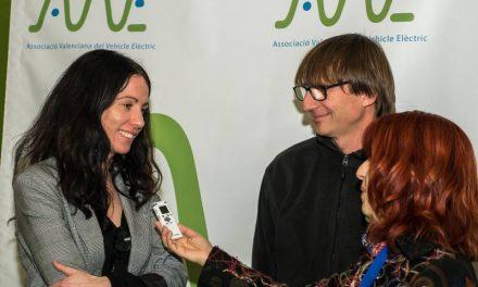Entrevista de Carmela Sánchez a AVVE en la Feria del Automóvil 2017 Valencia