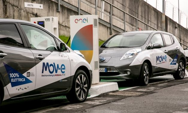 El coche eléctrico despega en España de la mano del renting