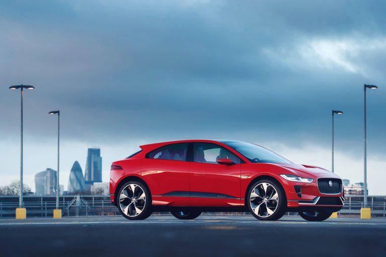 Jaguar I-Pace , un coche para acabar con el reinado de Tesla