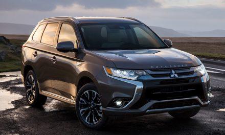 El nuevo Mitsubishi Outlander PHEV 2018