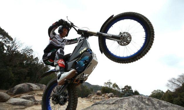 Yamaha TY-E. La primera moto de trial eléctrica de Yamaha será presentada este año