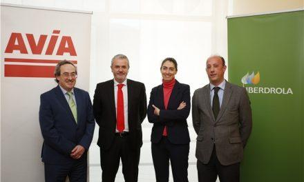 Iberdrola y AVIA impulsan la movilidad eléctrica con el despliegue de puntos de recarga rápida en estaciones de servicio