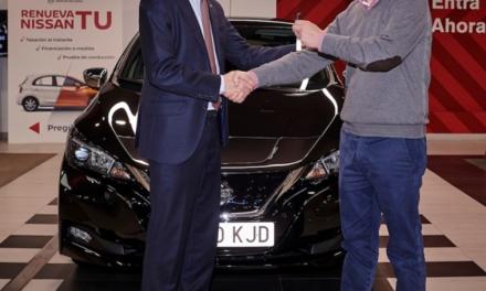 Nissan Leaf 2.ZERO: Empiezan las entregas