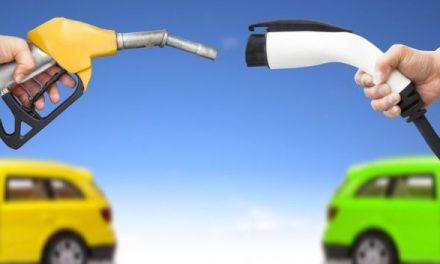 Cuanto ahorramos con el coche eléctrico.