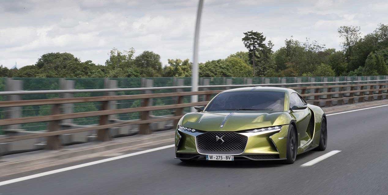 El primer coche eléctrico del grupo PSA será un DS y llegará en 2019
