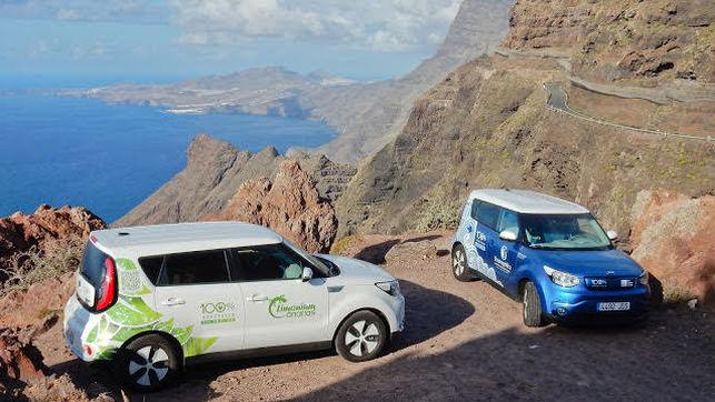 Canarias elimina el IGIC para los coches eléctricos
