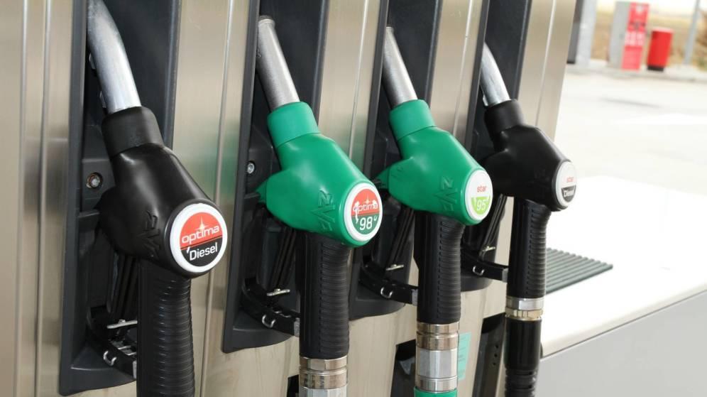 Energía propone subir el gasóleo un 28%, el gas un 6% y bajar la luz un 6'8%