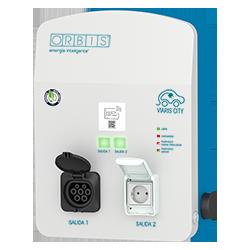 Orbis promueve sus soluciones de recarga de vehículo eléctrico