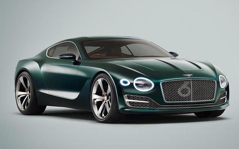 El primer coche eléctrico de Bentley no será un deportivo ni tampoco un SUV