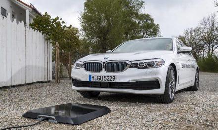 Cargar tu coche eléctrico de forma inalámbrica ya forma parte del presente