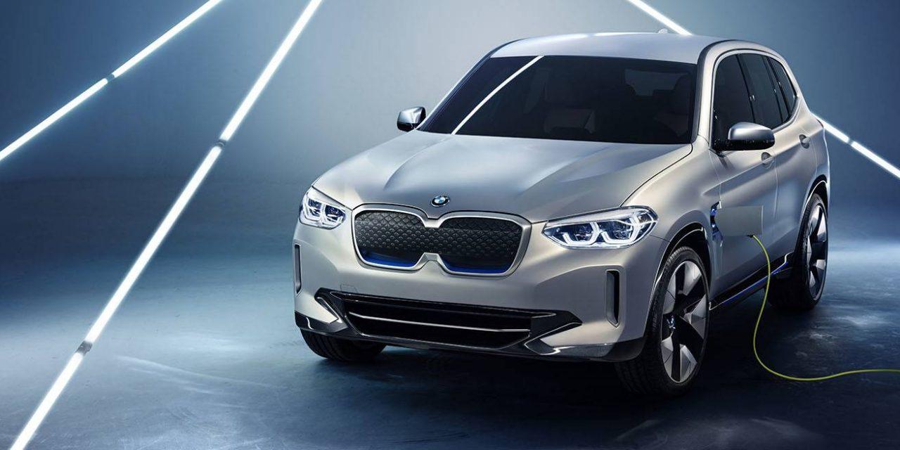 Este BMW X3 eléctrico es una declaración de intenciones, que aún no llegará a los concesionarios