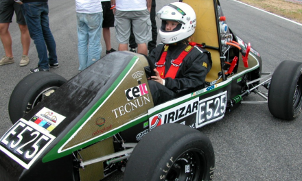 Formula Student, el diseño de un coche eléctrico desde cero.