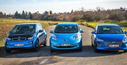 Ventas de coches eléctricos en el primer trimestre