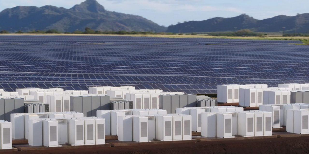 Tesla quiere construir en Europa un parque de Powerpacks para almacenar energía de forma masiva similar al de Australia