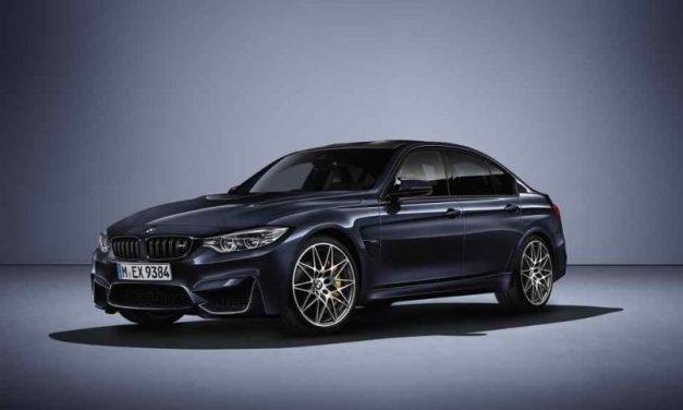 ¿Se despedirá el BMW M3 el próximo mes de mayo? El ciclo WLTP pone en apuros a los fabricantes.