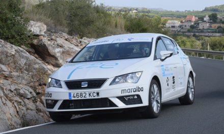 Castellón acogerá los días 17 y 18 de noviembre la quinta edición del Eco Rallye de la Comunitat Valenciana