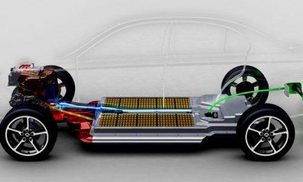 ¿Cómo es la batería de un coche eléctrico?