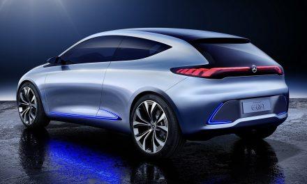 Mercedes invertirá 500 millones de euros para construir su coche compacto eléctrico en Francia