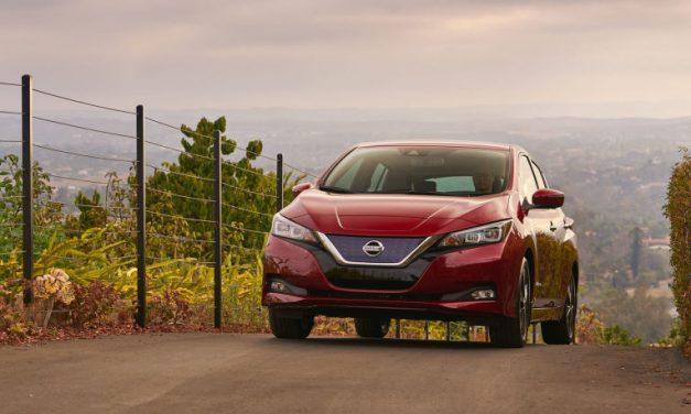 El Nissan LEAF desbanca al Volkswagen e-Golf en Holanda, vendiendo el doble de unidades al mes
