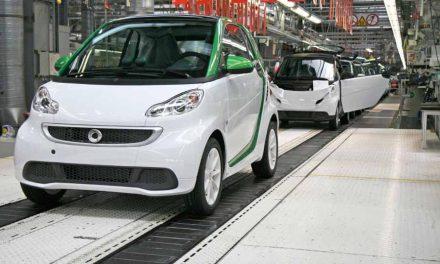 La demanda desborda la capacidad de producción de los coches eléctricos de Smart y Volkswagen