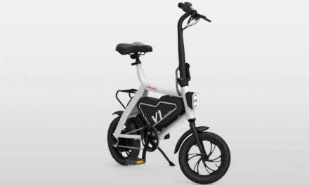 Himo V1, bicicleta eléctrica de Xiaomi con gran autonomía y precio de escándalo