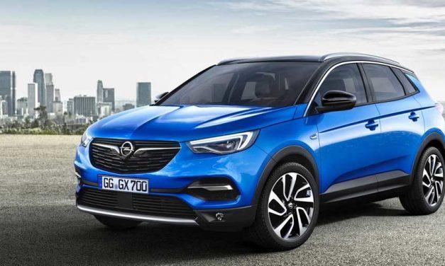 El Opel Grandland X PHEV liderará el movimiento de electrificación del grupo PSA
