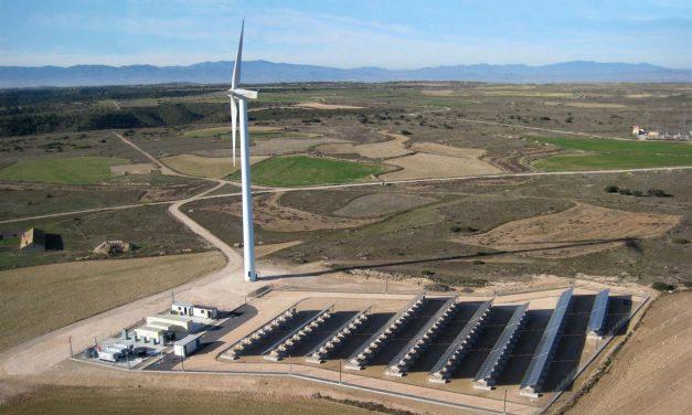 Siemens Gamesa prueba baterías de flujo en su instalación híbrida de La Plana