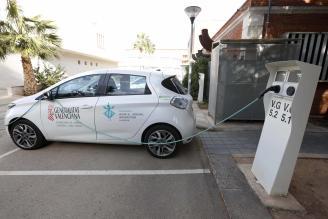 La Diputación de Valencia dará 750.000 euros en ayudas para coches eléctricos y recarga