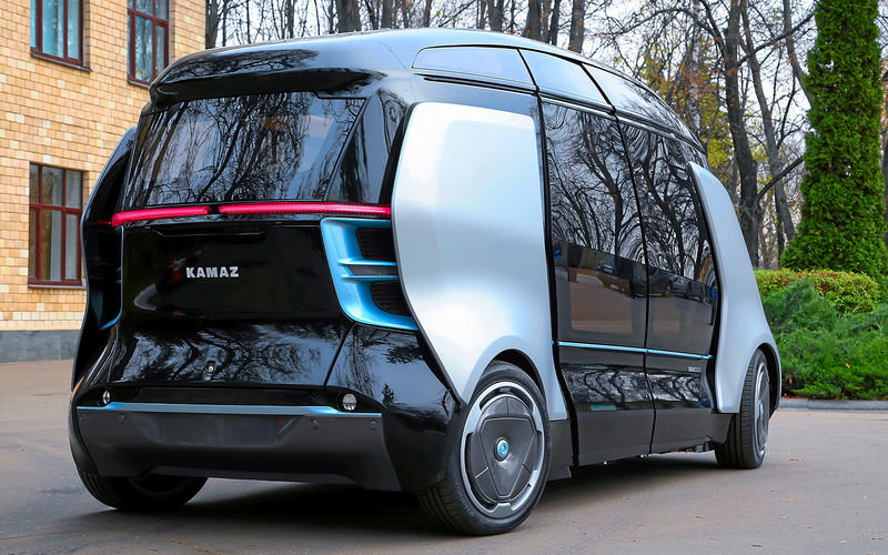 De la 'fan zone' al estadio: Rusia exhibe su tecnología de conducción autónoma en el Mundial