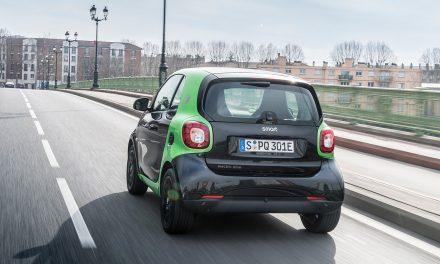 Ventas de coches eléctricos en España: mayo 2018