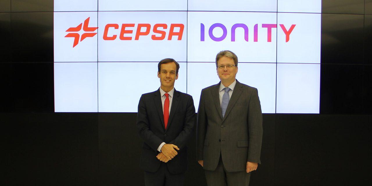Cepsa se alía con IONITY para instalar cargadores ultrarrápidos en España y Portugal
