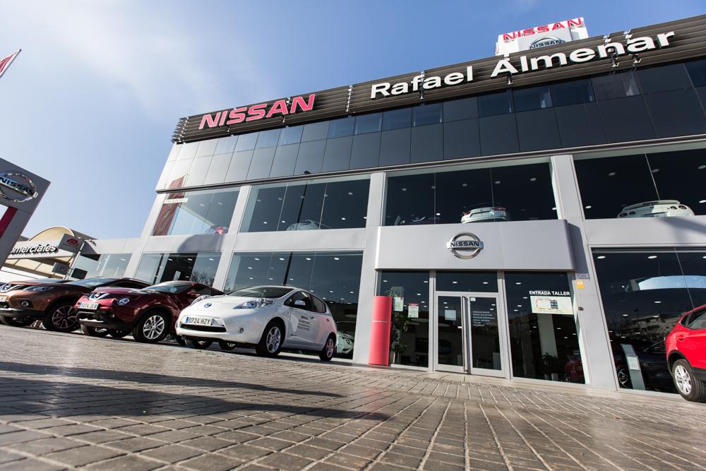 NissanAlmenarLeaf