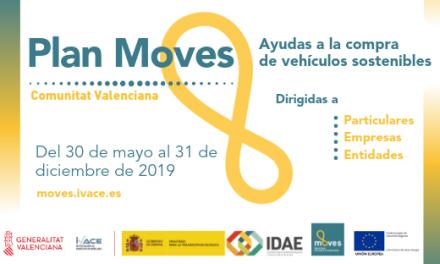 Plan MOVES – Incentivos a la movilidad eficiente y sostenible