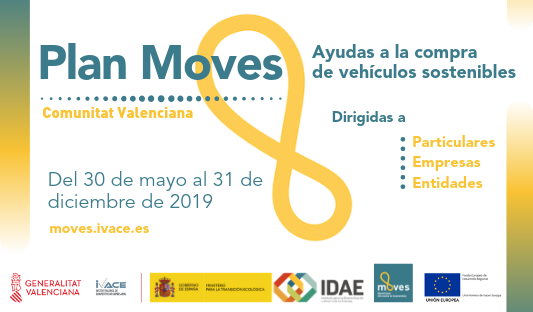 Plan MOVES – Incentivos a la movilidad eficiente y sostenible