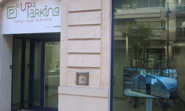 Parkings inteligentes para bicicletas por Up2City