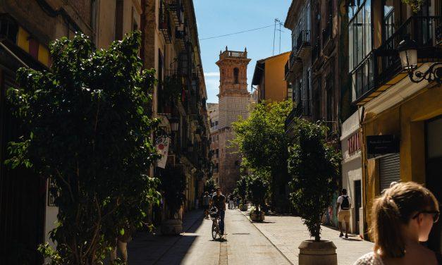 Valencia, entre las tres ciudades españolas más comprometidas con la movilidad sostenible