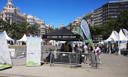 AVVE promueve la movilidad sostenible durante la Semana Europea de la Movilidad