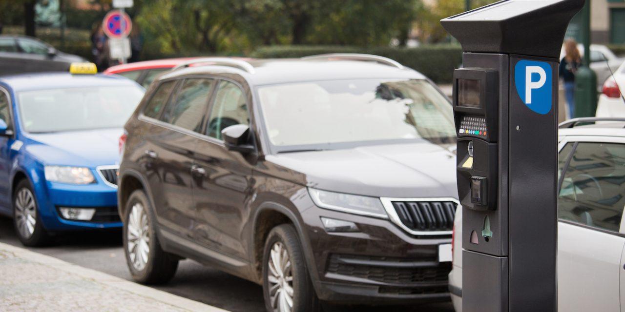 Aparcamiento gratis en la zona azul de València para los vehículos eléctricos