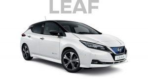 Vehículo Leaf