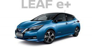 Vehículo Leaf E