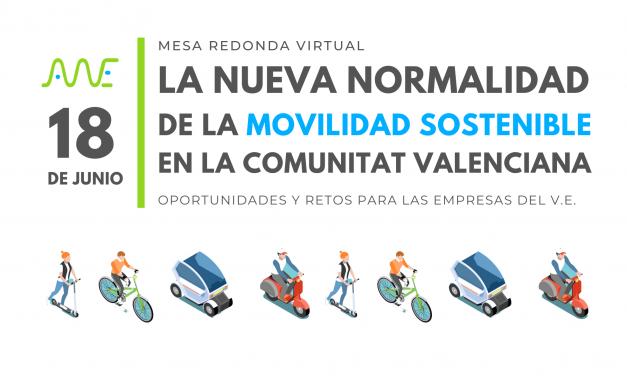Mesa redonda virtual – La nueva normalidad de la Movilidad Sostenible