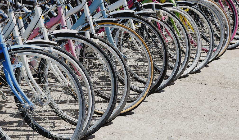 La Conselleria de Movilidad establece una deducción del 10% para adquirir bicicletas y VMPs