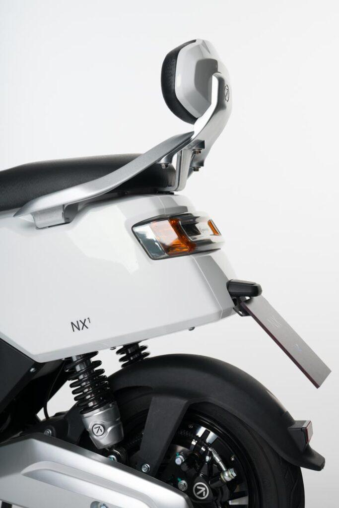 moto electrica Next electric motors