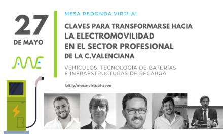Claves para transformarse hacia la electromovilidad en el sector profesional de la C. Valenciana